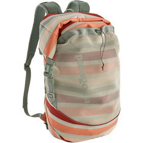 Patagonia Planing Roll Top Pack 35l water ribbons/new adobe
